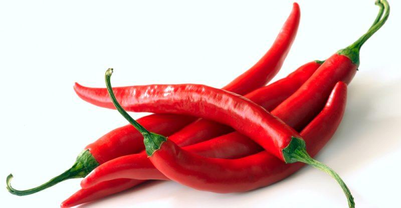 Chilies health benefits