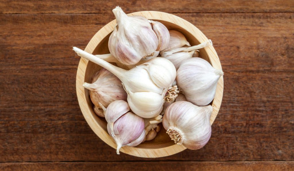 Garlic benefits for health