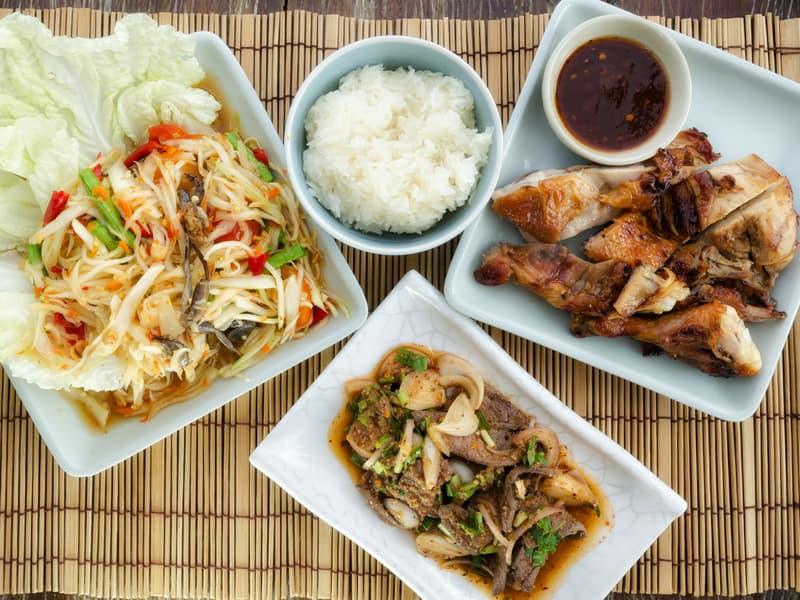 thai food restaurant in tung chung hong kong