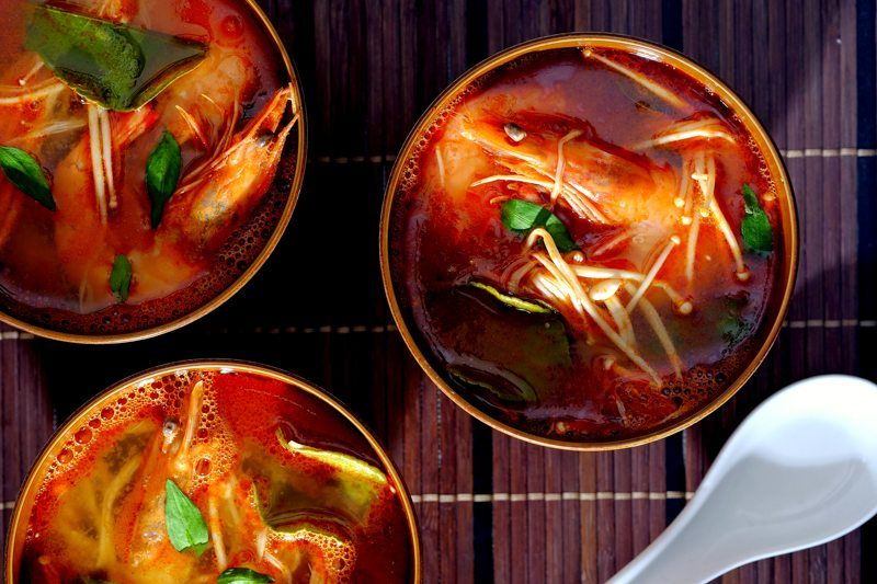 tom Yum famous dishes in hong kong