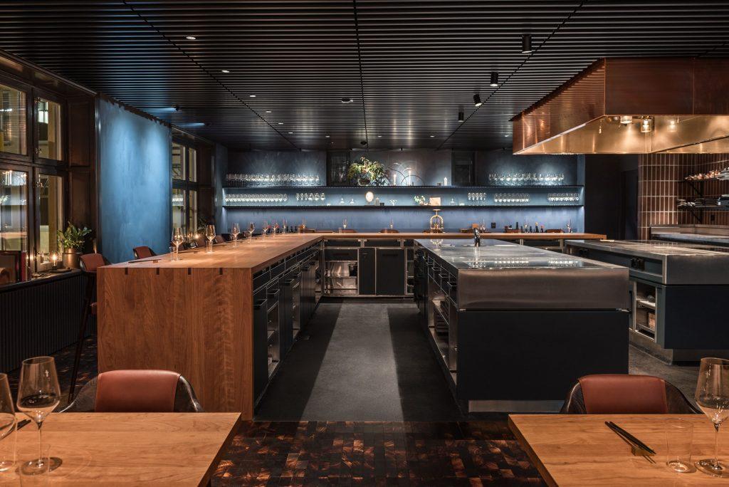 Frantzén restaurant swedish restaurant one of famous restaurant in world