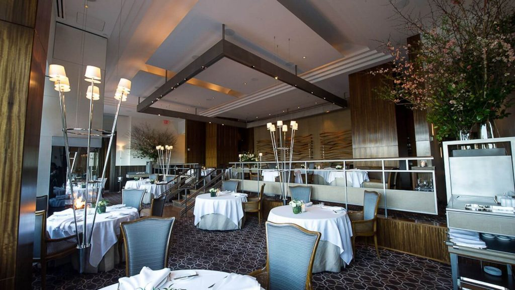 looking for world famlous restaurant in once time visit at Per Se restaurant in New York,