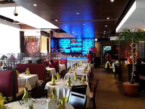 SWEET BASIL THAI CUISINErestaurant in hong kong