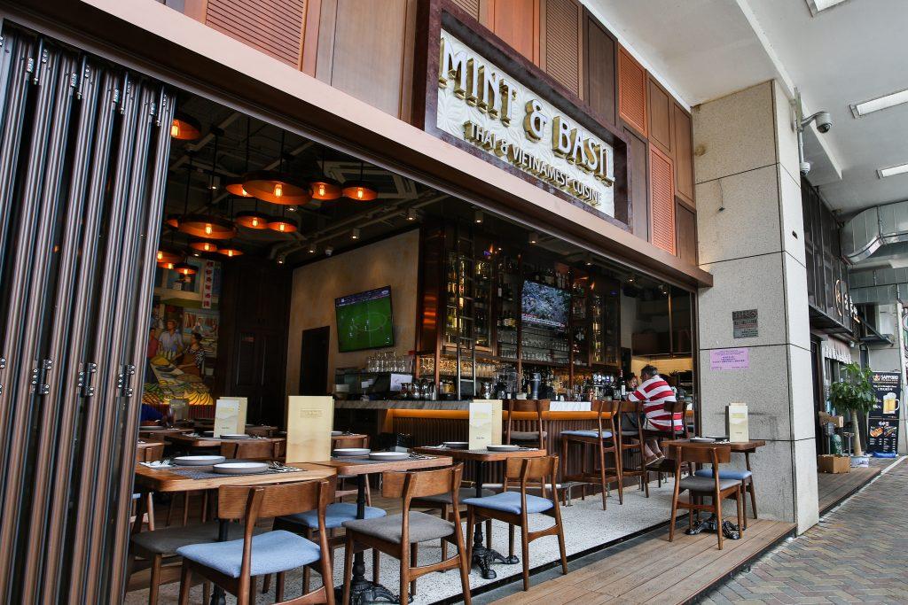 mint basil provide Takeaway Service in Hong Kong