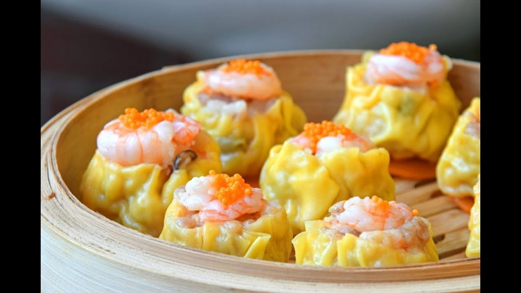 Siu Mai in hong kong