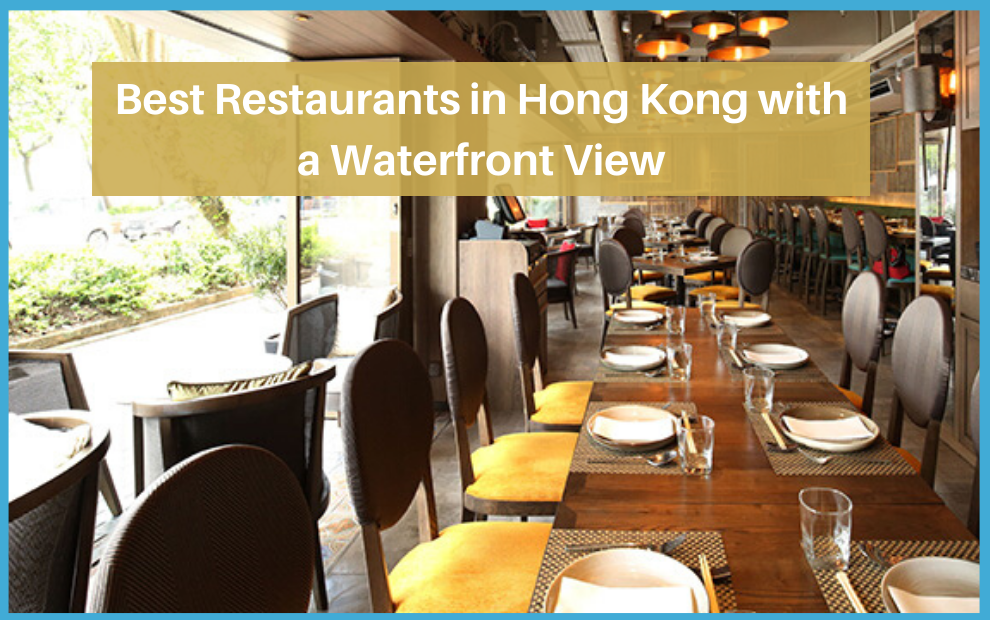 one of best view of waterfront restaurant hong kong