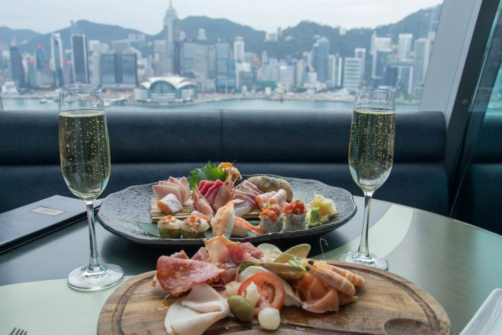 Best seafood in Hong Kong Islands