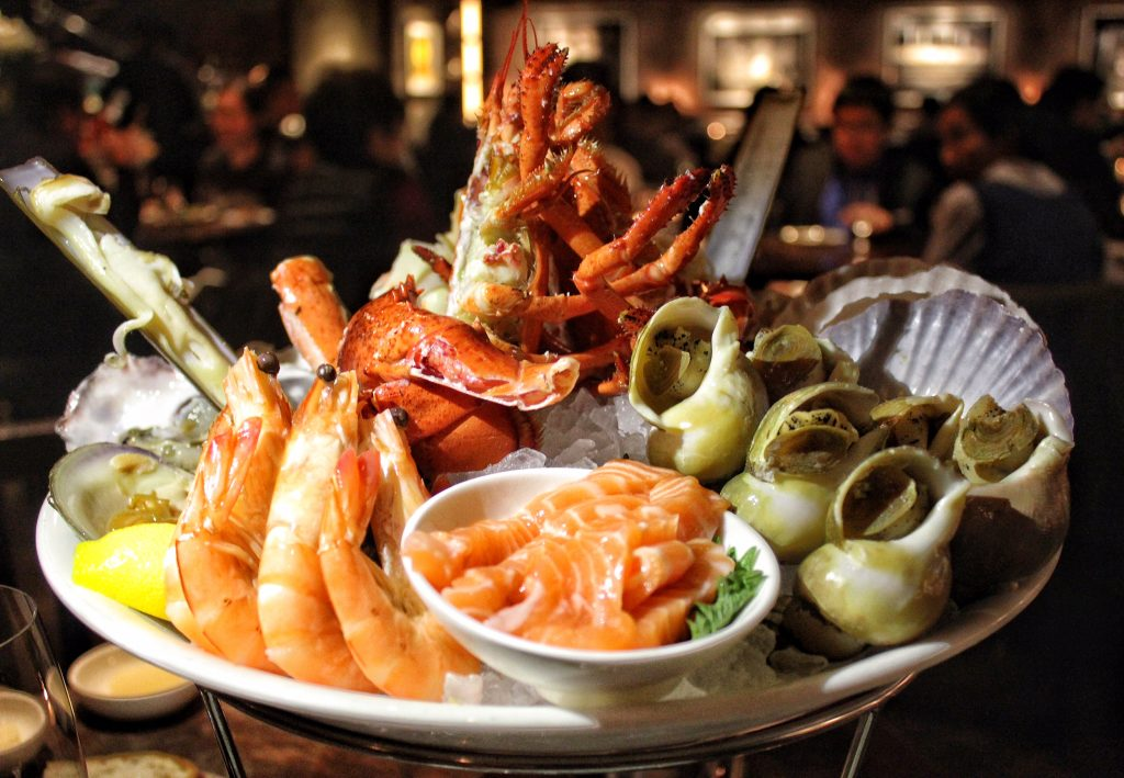 Enjoy the wordl famous and best Sea food hong kong