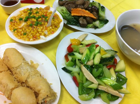 Seek out Vegetarian one best food dishes in hong kong