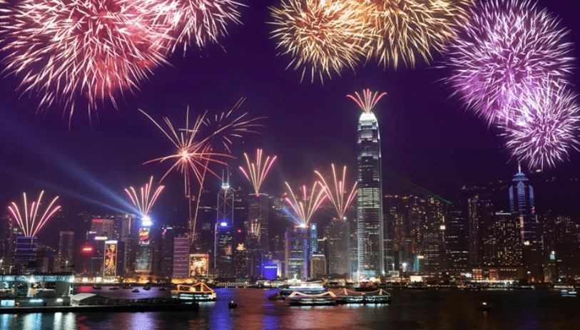 How to celebrate Hong Kong New Years' Eve in the best way
