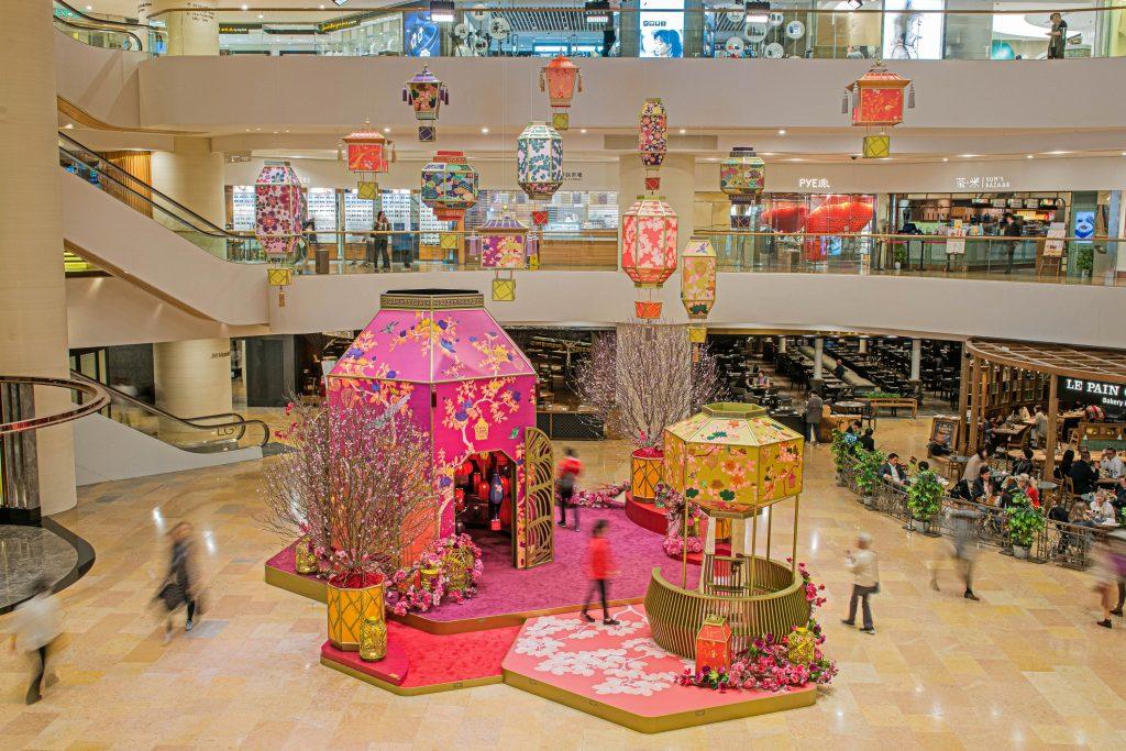Shopping Malls in hong kong