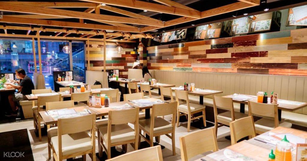 bangkok zhiming restaurant hong kong