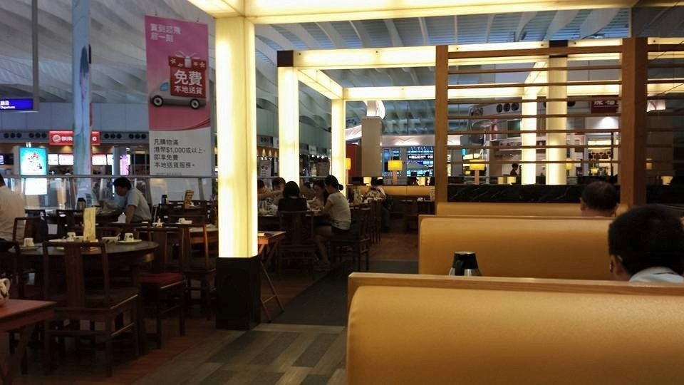 chao chao restaurant in hong kong
