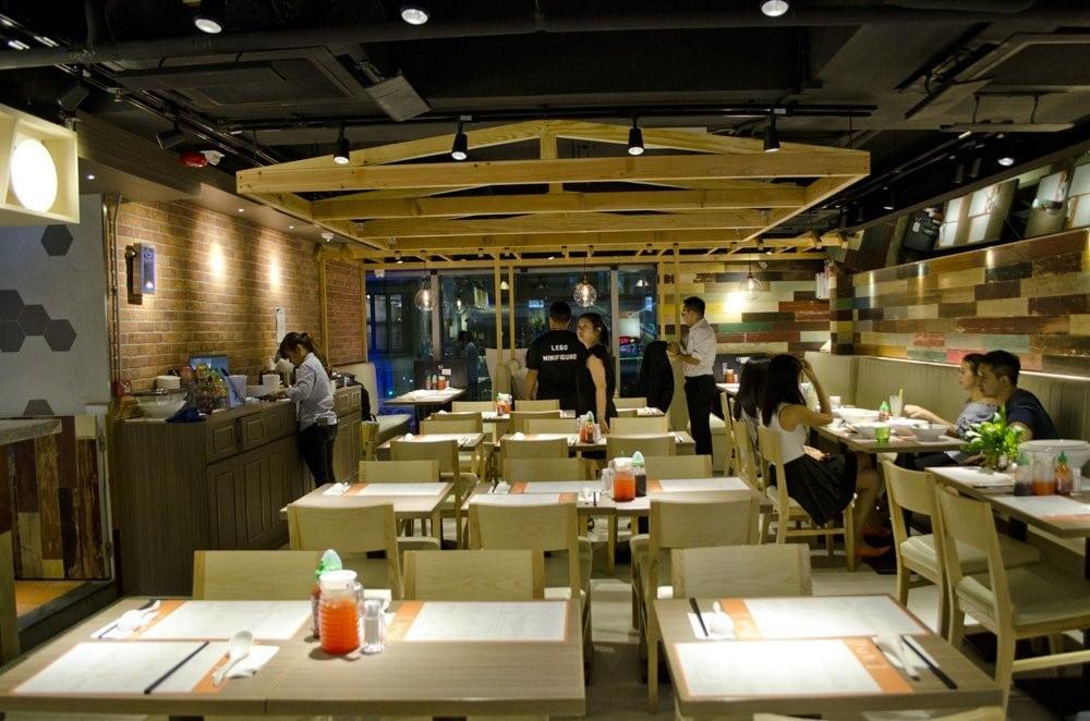 fuhn vietnamese restaurant in hong kong