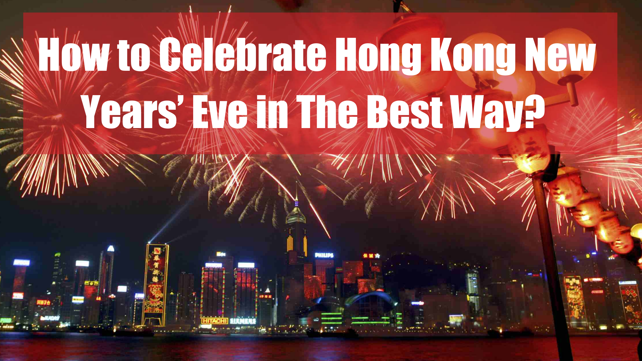 new years in hong kong