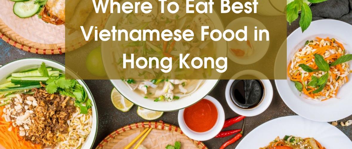 vietnamese food restaurant in hong kong