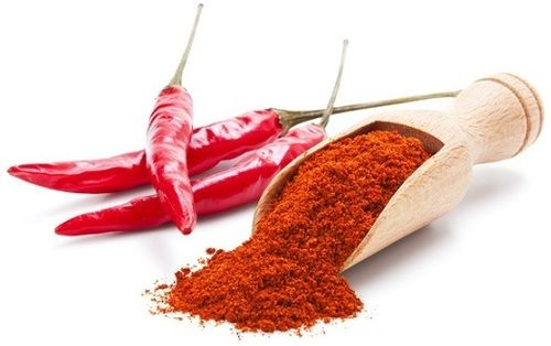 Benefits of Red Chillies