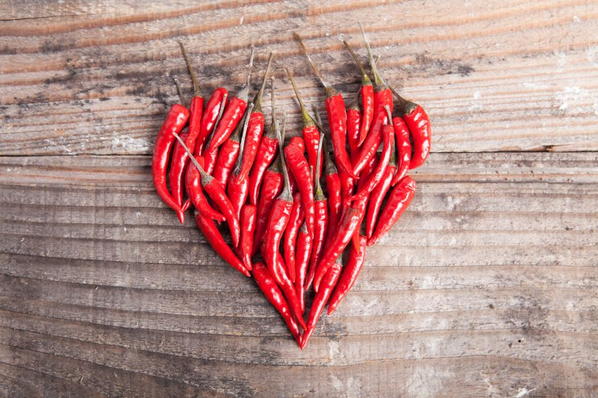 chilli benefits for Heart Healthy