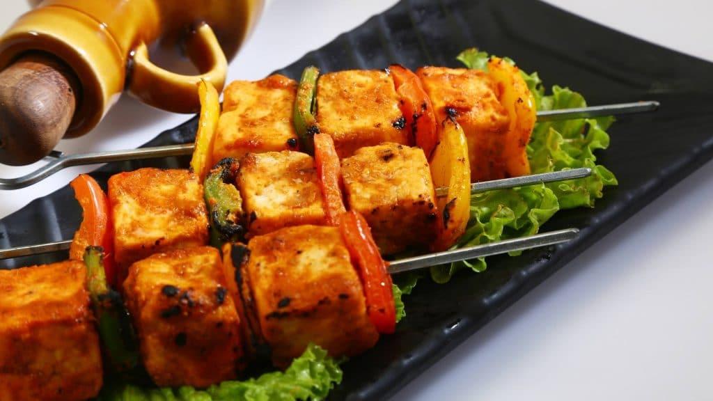 indian starter food Paneer Tikka in hong kong