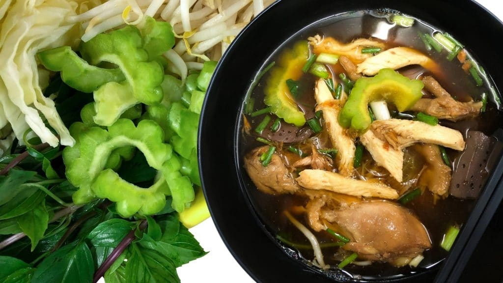 bitter food in hong kong