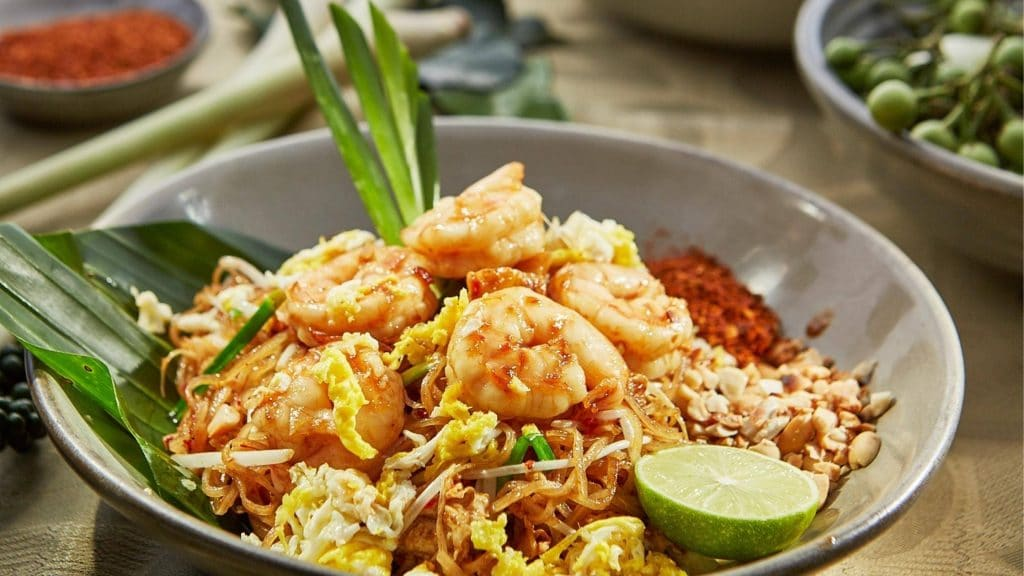 pad thai dishes in hong kong