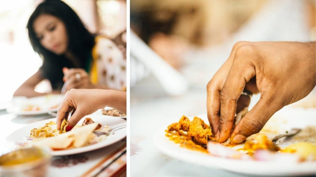 Know the taste of Indian food at your fingertips