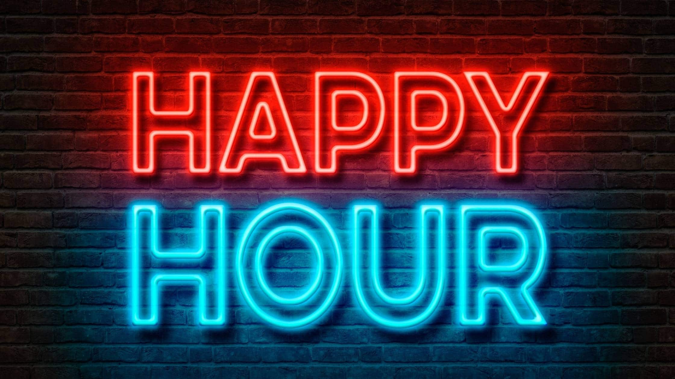 Where to Find the Best Happy Hour Hong Kong Offers
