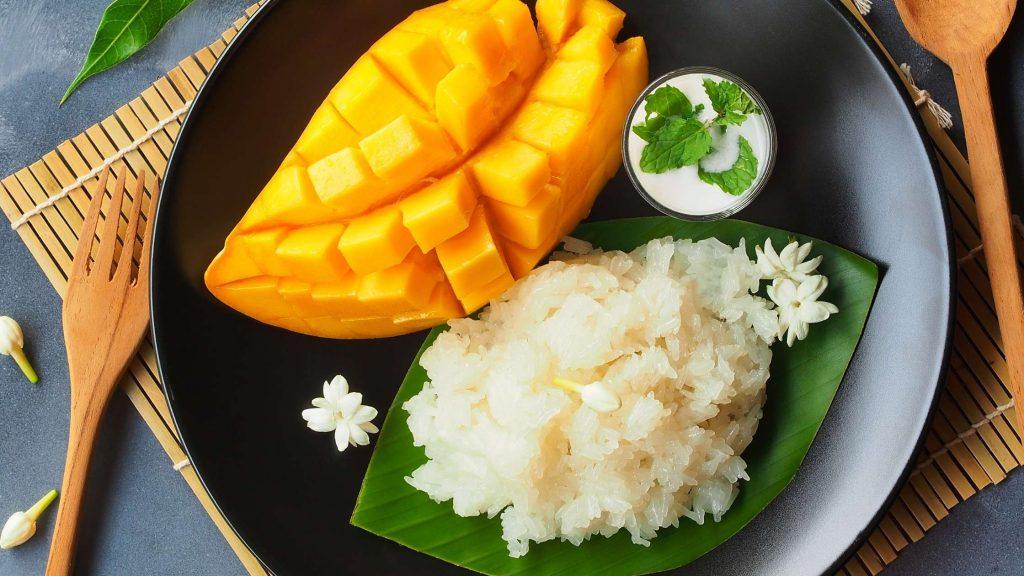 Mango Sticky Rice hong kong