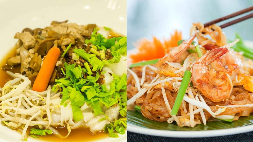 The root of Thai and Vietnamese Food