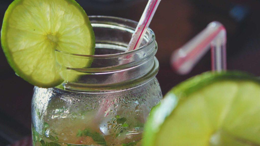 Mojito cocktails in hong kong