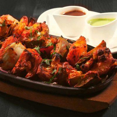 Finger Licking Indian Food