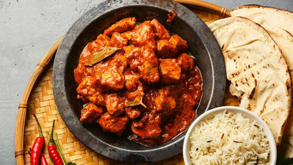 Knowing and tasting the Chicken Tikka