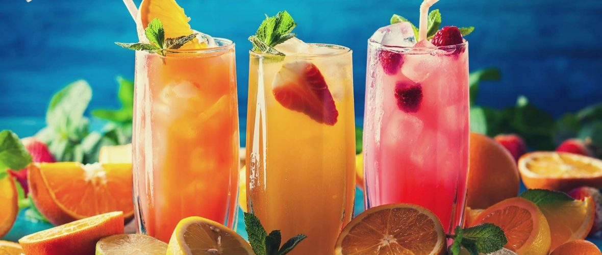 Best of non alcoholic drinks to try at Mint Basil