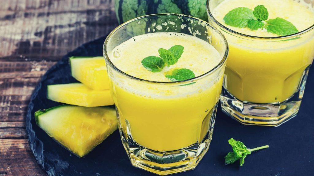 Yellow Sky drinks