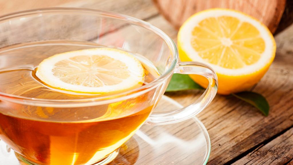 Lemon Tea in hong kong