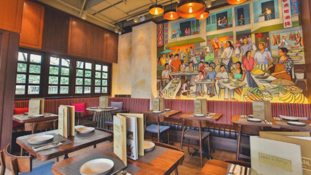 Mint Basil dog friendly restaurant in hong kong