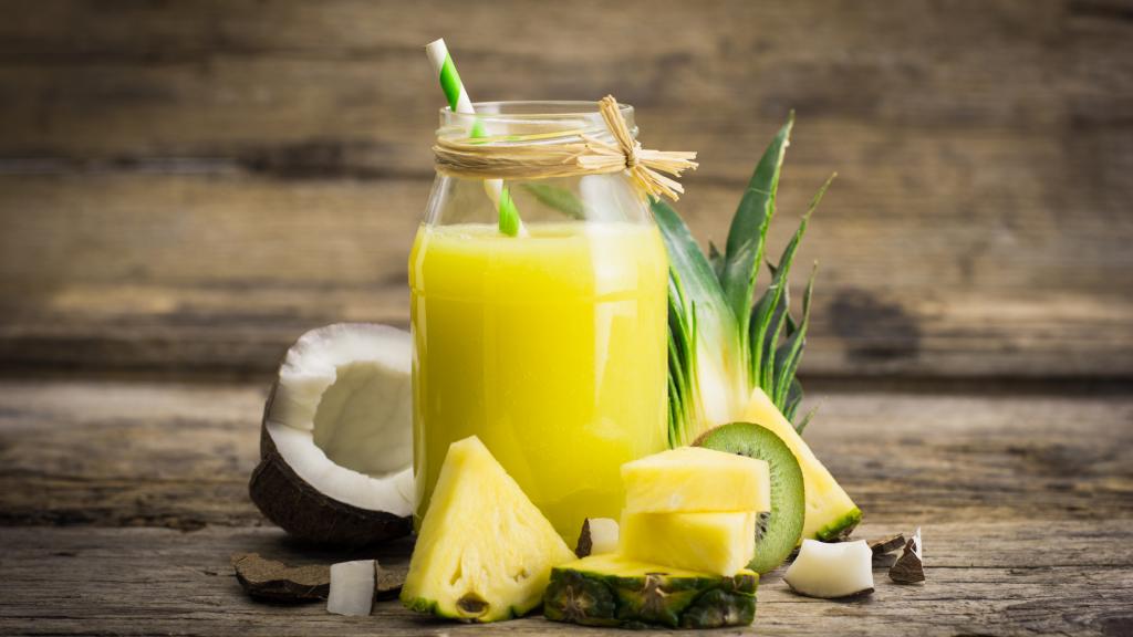 Pineapple Juice in hong kong