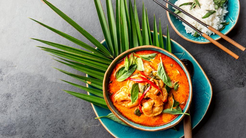 Gaeng Peet heritage food in hong kong